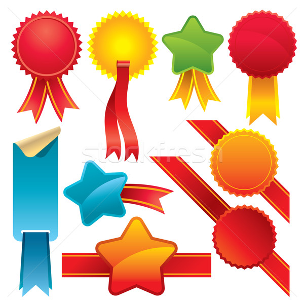Award Medals Stock photo © UltraPop