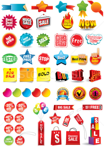Sale Stock photo © UltraPop