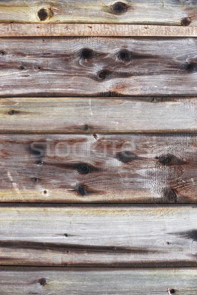 古い グレー 木製 壁 テクスチャ ストックフォト © ultrapro