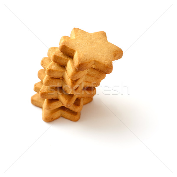 Swedish Ginger Snaps for Christmas Stock photo © ultrapro