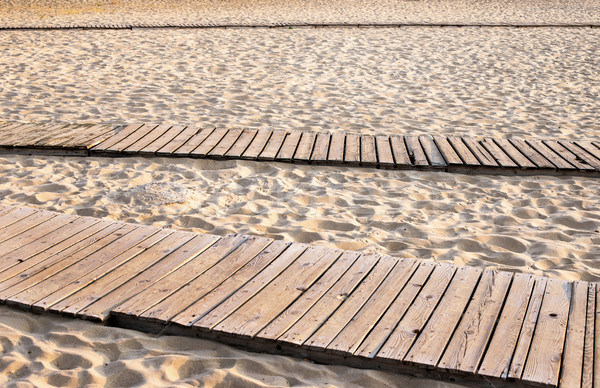 Homokos tengerpart tengerpart tenger háttér nyár óceán Stock fotó © ultrapro