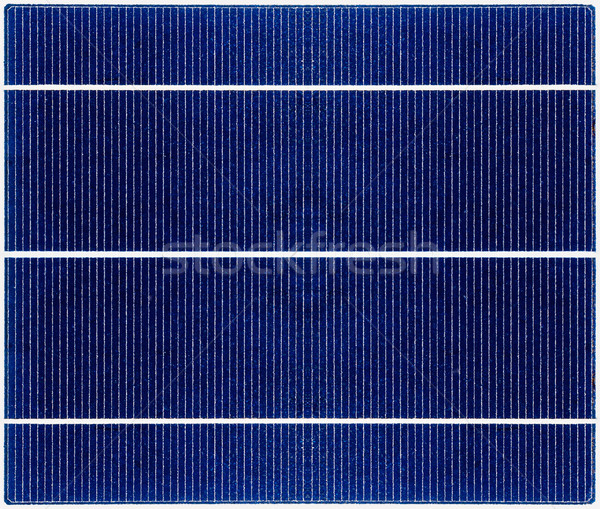 seamless texture of solar panel close up Stock photo © ultrapro