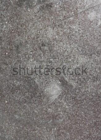 Cink galvanizált grunge fém textúra közelkép textúra Stock fotó © ultrapro