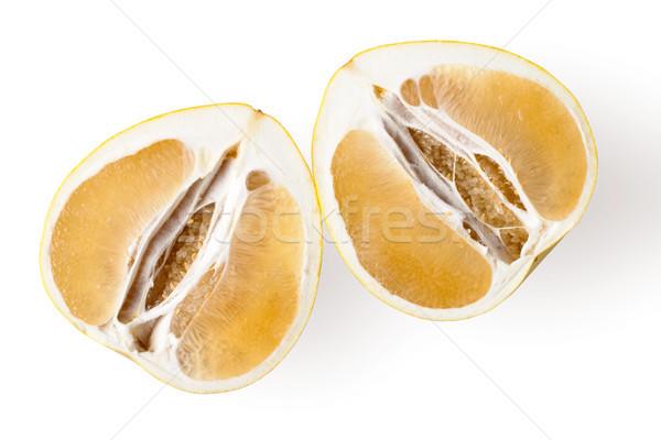 Frutta bianco colore pelle tropicali Foto d'archivio © ultrapro
