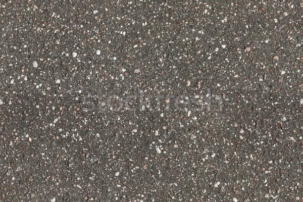 Asfalt doku büyük gri Stok fotoğraf © ultrapro