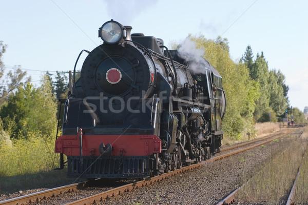 Steam Train 02 Stock photo © Undy