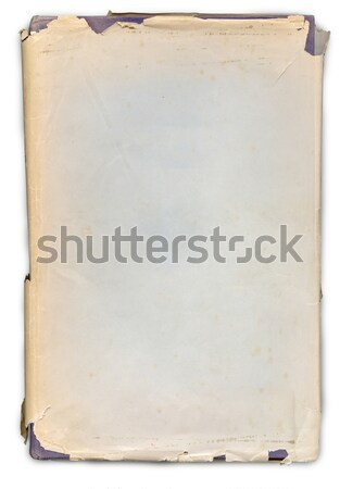 Old tattered Book Stock photo © Undy