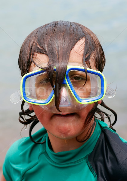 Dorky Diver 01 Stock photo © Undy