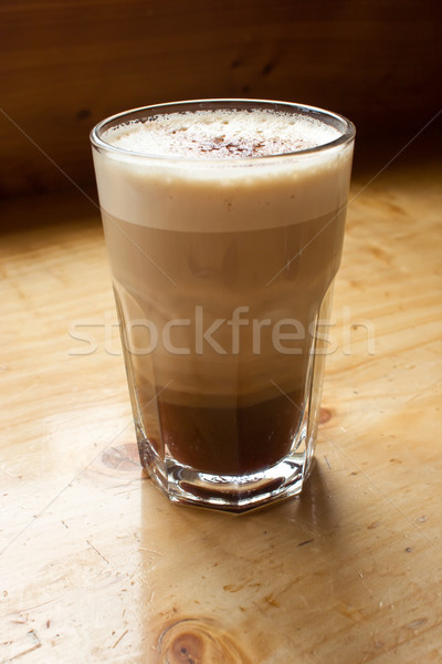 One cup of coffee Stock photo © Undy