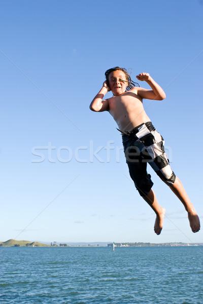 Flying Jake Stock photo © Undy