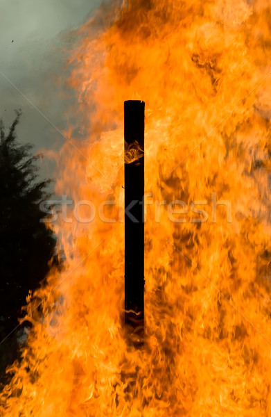 Burn the Witches Stock photo © Undy