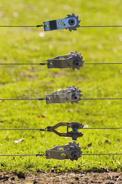 Five Wire Strainers Stock photo © Undy