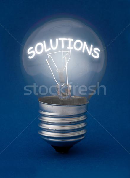Solutions  Stock photo © unikpix