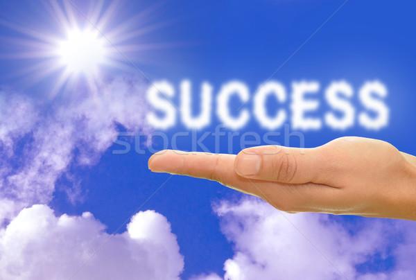 Success concept Stock photo © unikpix
