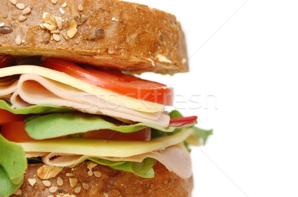 Big lunch Stock photo © unikpix