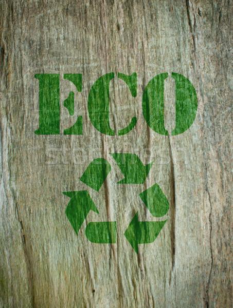 Eco friendly Stock photo © unikpix