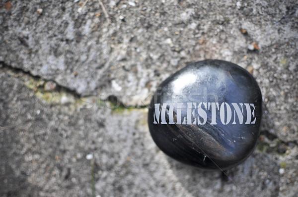 Milestone Stock photo © unikpix