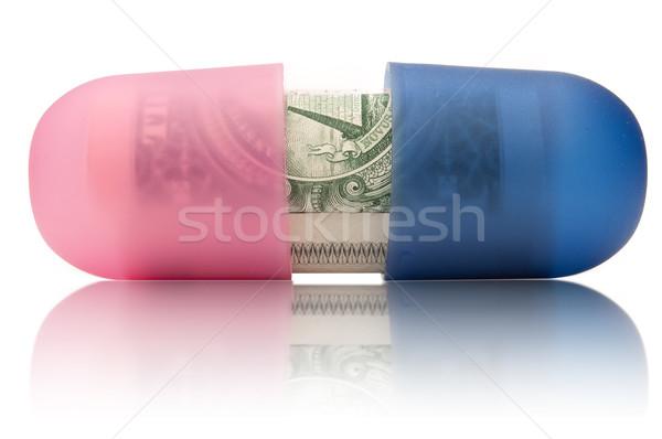 Healthcare costs Stock photo © unikpix