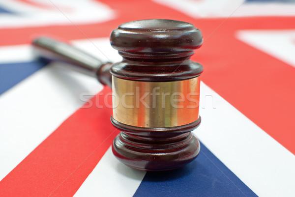 UK law Stock photo © unikpix