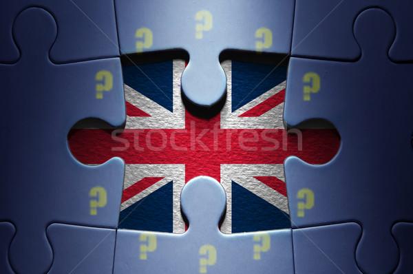 Brexit concept Stock photo © unikpix
