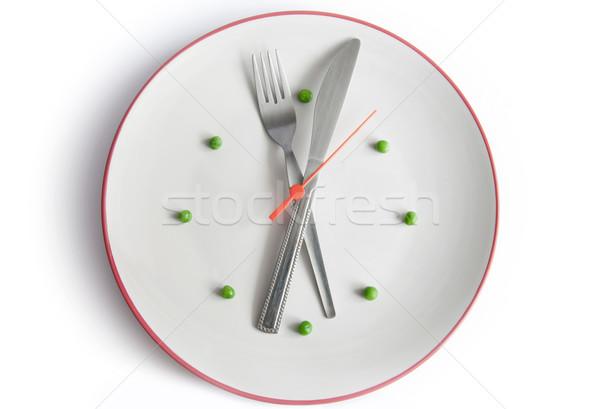 Meal time Stock photo © unikpix