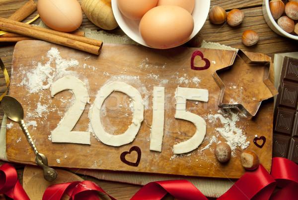 New year 2015 Stock photo © unikpix