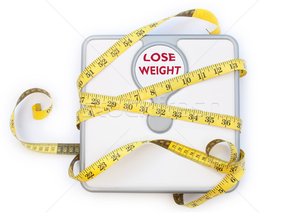 Weighing scales  Stock photo © unikpix