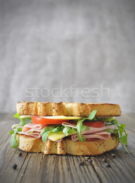 Deli sandwich  Stock photo © unikpix
