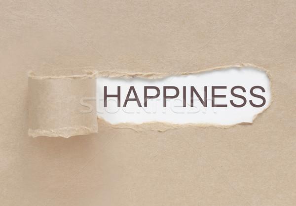 Finding happiness Stock photo © unikpix