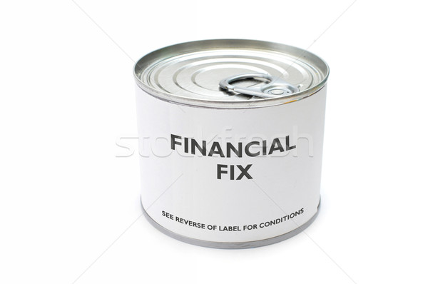 Financial fix  Stock photo © unikpix