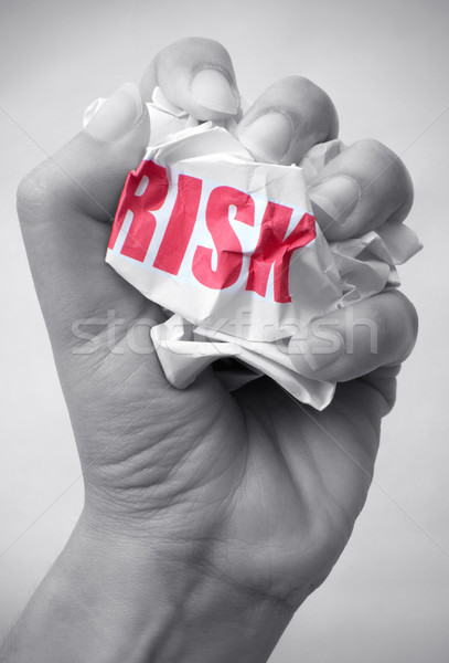 Minimizing risk  Stock photo © unikpix