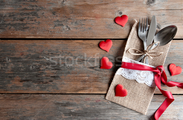 Valentines Day Romantic Dinner Background Stock Photo C Charlotte