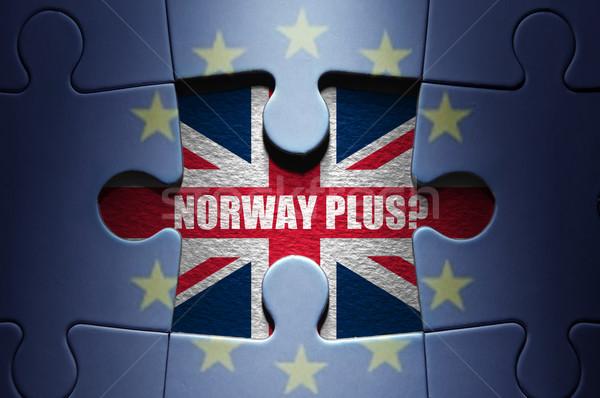 Negociações desaparecido peça europeu Foto stock © unikpix
