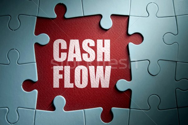 Cash flow solution Stock photo © unikpix