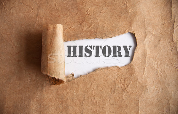 Uncovering history Stock photo © unikpix