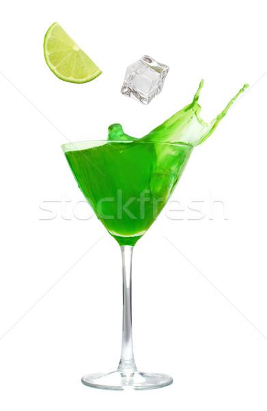 Cocktail drink splash  Stock photo © unikpix