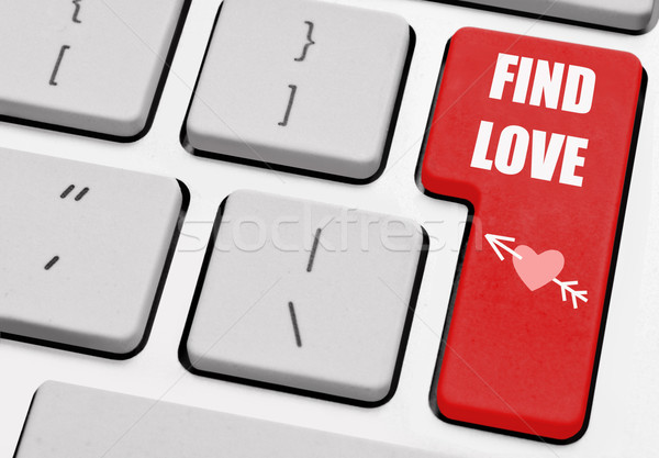 Online dating Stock photo © unikpix