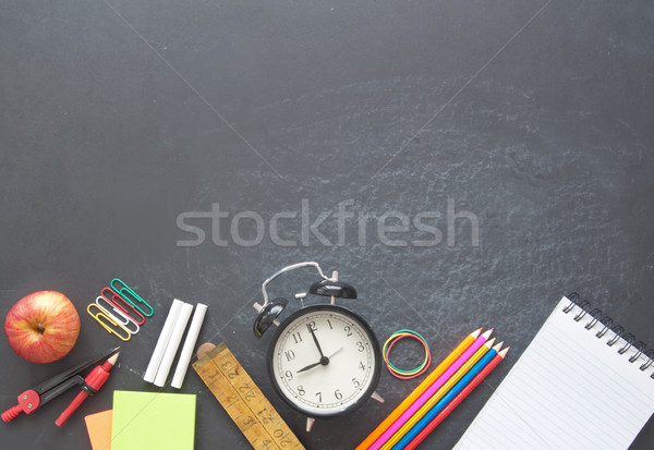 School education background Stock photo © unikpix