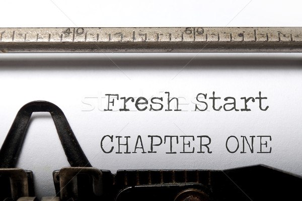 Fresh start Stock photo © unikpix