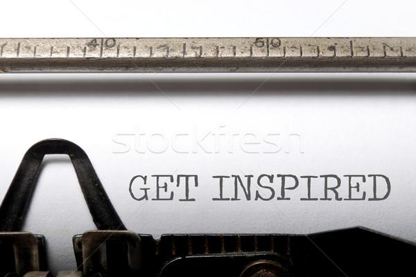 Get inspired  Stock photo © unikpix