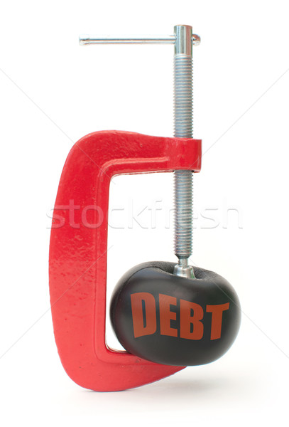 Debt reduction Stock photo © unikpix