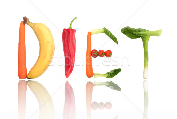 Diet Stock photo © unikpix