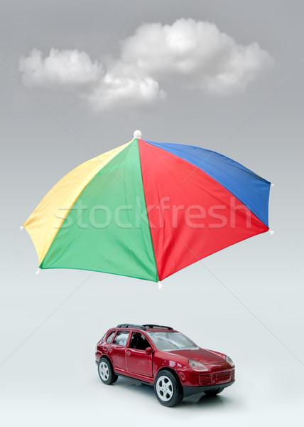 Car insurance  Stock photo © unikpix