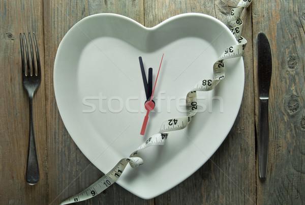 Diet time Stock photo © unikpix
