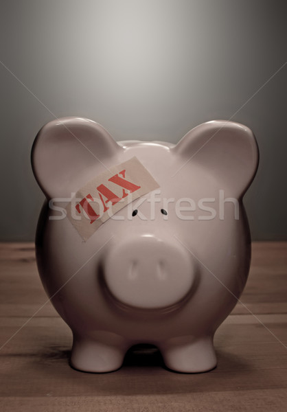 Tax Stock photo © unikpix