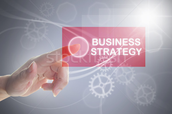 Business strategy  Stock photo © unikpix