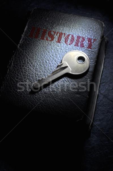 History book Stock photo © unikpix