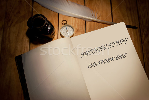 Success story Stock photo © unikpix