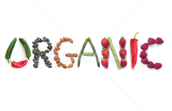 Organic Stock photo © unikpix
