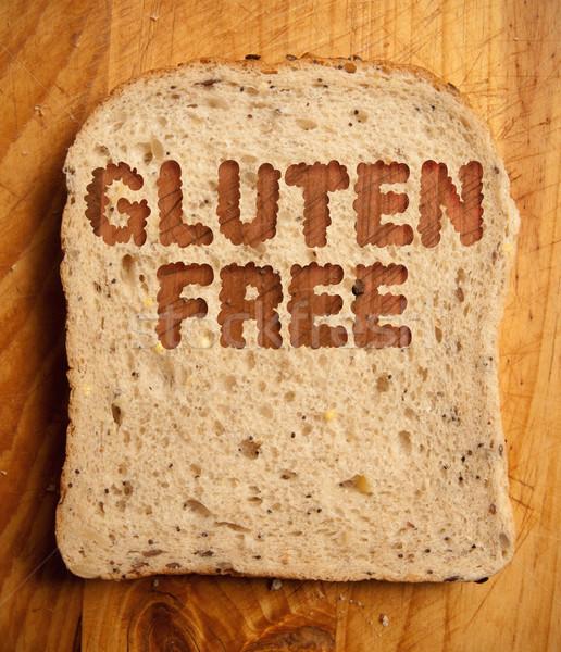 Gluten free Stock photo © unikpix
